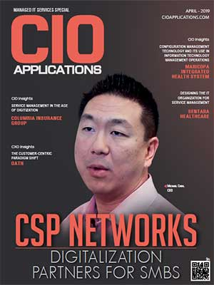 CSP Networks: Digitalization Partners for SMBS